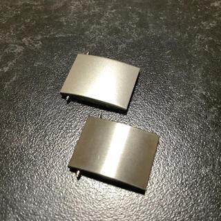 シチズン(CITIZEN)のステンレスベルト アダプター部品2個SET 「未使用品」(金属ベルト)