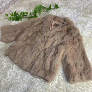 ノーブル(Noble)のNoble スピック&スパン ラビットファージャケット(毛皮/ファーコート)