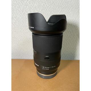 TAMRON - TAMRON 28-200mm ソニーE