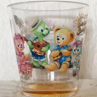 ダッフィー(ダッフィー)のダッフィー &フレンズ スーベニアタンブラー サニーファン(グラス/カップ)