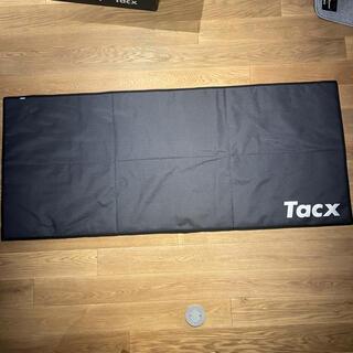 ガーミン(GARMIN)のTacx トレーナーマット(トレーニング用品)