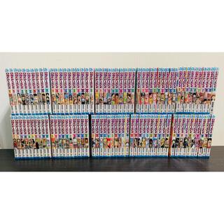 集英社 - ワンピース 全巻 1〜100巻