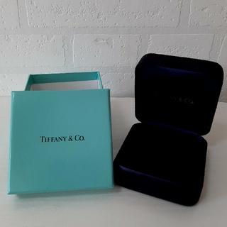 ティファニー(Tiffany & Co.)のティファニー  リングケース  空箱(その他)