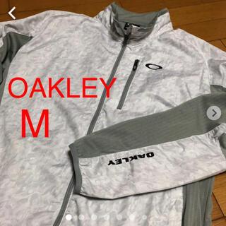 Oakley - 美品 OAKLEY オークリーゴルフジャケット M