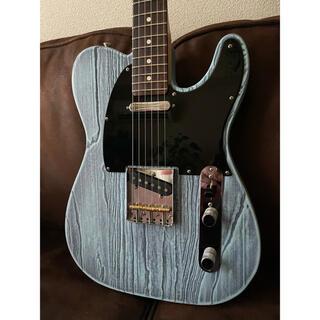 フェンダー(Fender)のfender usa フェンダー テレキャスター 75th 限定モデル(エレキギター)