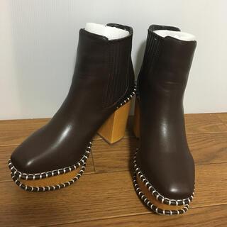 マウジー(moussy)のMOUSSYのブーツSサイズ(^^)1654(ブーツ)