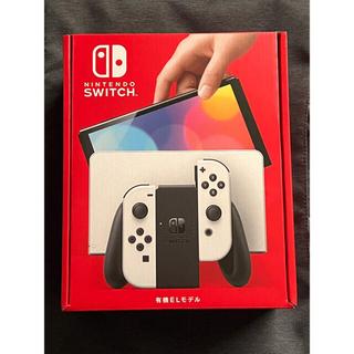任天堂 - Nintendo switch 有機EL ホワイト