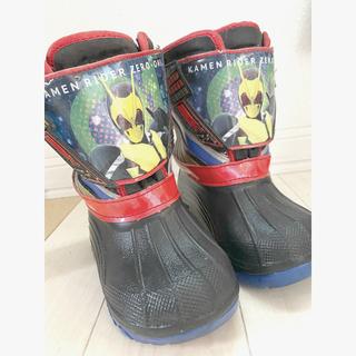 バンダイ(BANDAI)の仮面ライダーゼロワン スノーブーツ 18センチ(ブーツ)