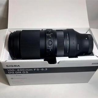 SIGMA - SIGMA 100-400mm F5-6.3 DG DN OS sony用