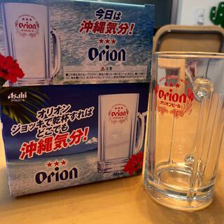 アサヒ(アサヒ)の【非売品】アサヒ オリオンビール ビアジョッキ 360ml (グラス/カップ)
