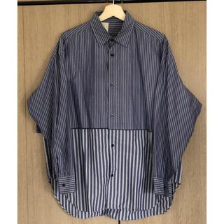 N.HOOLYWOOD - Nハリウッド ストライプシャツ