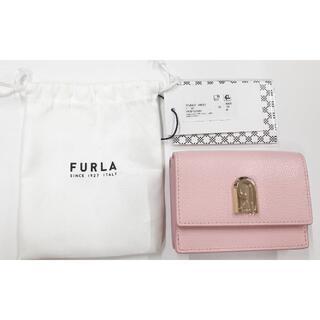 Furla - FURLAフルラ 三つ折りミニ財布