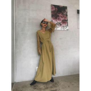 アメリヴィンテージ(Ameri VINTAGE)のアメリヴィンテージ ロングドレス(ロングドレス)