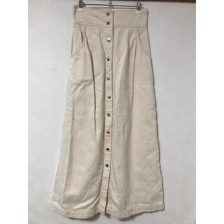ジルスチュアート(JILLSTUART)のJILLSTUART デニムミディスカート(ロングスカート)