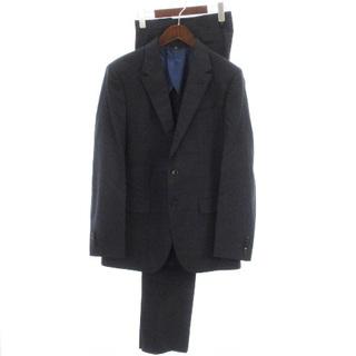 LANVIN - ランバン スーツ セットアップ ジャケット パンツ ネイビー 52-37