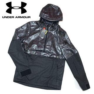 アンダーアーマー(UNDER ARMOUR)の新品 Mサイズ アンダーアーマー UA スワケット アノラック ジャケット(その他)