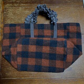 LUDLOW - ラドロー グレープハンドルバッグ