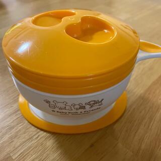 ディズニー(Disney)のプーさん 離乳食 作れる食器セット(離乳食調理器具)