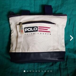 ポロラルフローレン(POLO RALPH LAUREN)のポロラルフローレン ポロスポーツ ミニトートバッグ(トートバッグ)