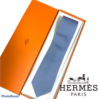 Hermes - エルメス ネクタイ HERMES ネクタイ 美品