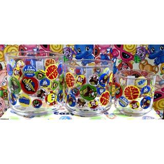 ヒステリックミニ(HYSTERIC MINI)のヒスミニ☆正規品☆新品☆コップセット☆3サイズ☆グラス☆ガラス☆食器(食器)