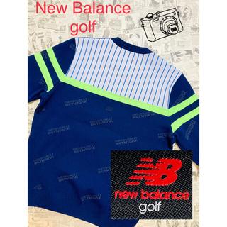 New Balance - ニューバランスゴルフ メンズ  ニットセーター