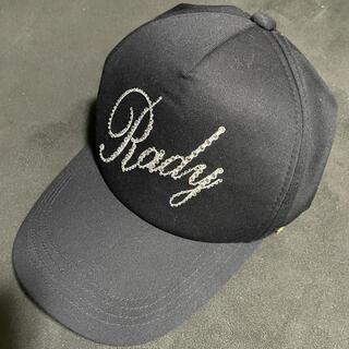 レディー(Rady)のRady新品未使用ラインストーンCAP(キャップ)