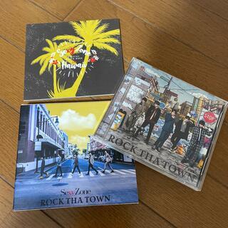 セクシー ゾーン(Sexy Zone)のセクシーゾーン ロックザタウン CD DVD(男性アイドル)