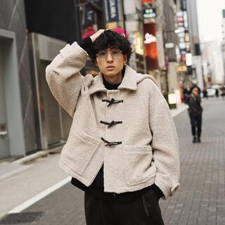 Jieda - 週末限定値下げ新品ryo takashimaShortDuffleblouson