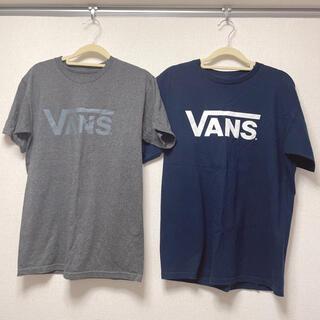 ヴァンズ(VANS)のVANS Tシャツ 2枚セット(Tシャツ/カットソー(半袖/袖なし))