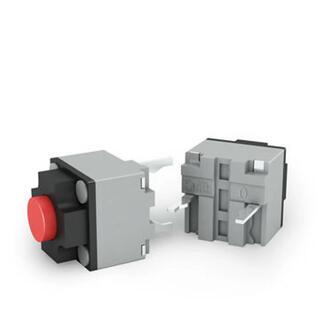 エレコム(ELECOM)のKailh mute ミュート 静音マイクロスイッチ(PCパーツ)