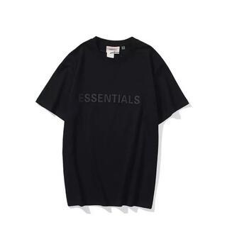 FEAR OF GOD - エッセンシャルズ FOG ESSENTIALS Tシャツ ブラックXL