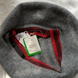 Vivienne Westwood - ヴィヴィアン ベレー帽
