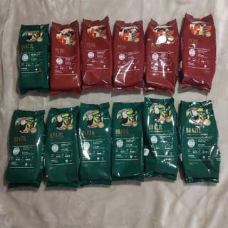タリーズコーヒー(TULLY'S COFFEE)のTULLY'S タリーズ✨コーヒー(粉)2種類セット✨ラクマパック(コーヒー)