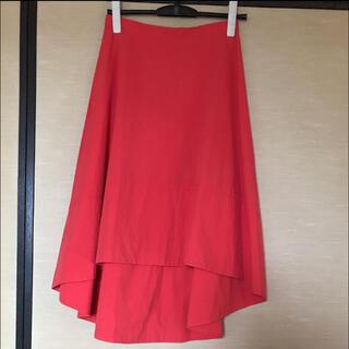 アクアガール(aquagirl)のミモレスカート マーメイド スカート(ひざ丈スカート)