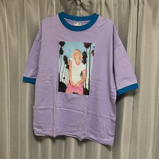 エックスガール(X-girl)の【X-girl】Tシャツ(Tシャツ(半袖/袖なし))