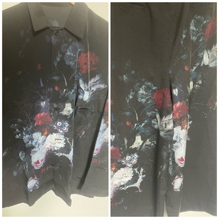LAD MUSICIAN - LAD MUSICIAN 19ss 花柄セットアップ