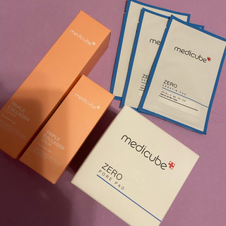CNP - medicube セット売り