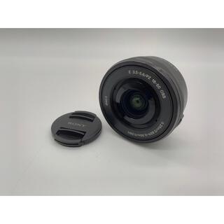 SONY - 【SONY】E 16-50mm F3.5-5.6 OSS SELP1650