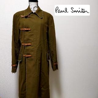 Paul Smith - 【ミリタリーヴィンテージ】 ポールスミス 日本製 ロングコート