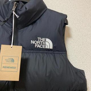 ザノースフェイス(THE NORTH FACE)のThe North Face nuptse ベストダウン 新品!!タグ付き!(ダウンベスト)