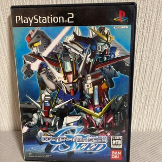 プレイステーション2(PlayStation2)のSDガンダム GジェネレーションSEED PS2(その他)