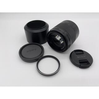 ソニー(SONY)の☆良品【SONY】E 50mm F1.8 OSS SEL50F18 単焦点(レンズ(単焦点))