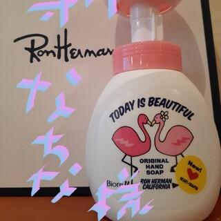 ロンハーマン(Ron Herman)のロンハーマンオリジナルデザインビオレ値下げしましたショッパー一枚美品プレゼント(その他)