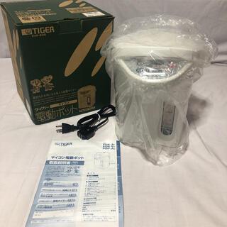 TIGER - マイコン電動ポット PDK-A220/WU