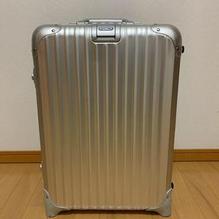 RIMOWA 2輪スーツケース トパーズ 929.52