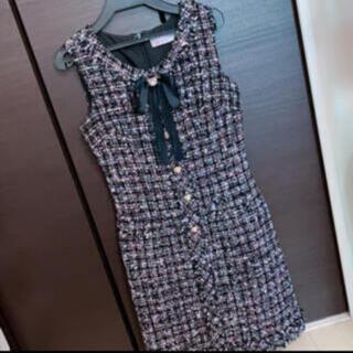 アン(an)のan ドレス(ミニドレス)