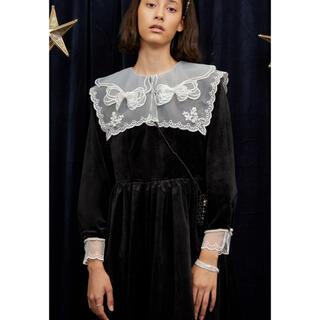 ビームス(BEAMS)の新品未使用 最新作 sister jane ワンピース ドレス M L XL(ロングワンピース/マキシワンピース)