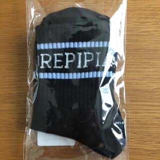 レピピアルマリオ(repipi armario)の【新品】レピピアルマリオ 靴下(靴下/タイツ)