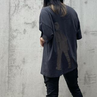 リックオウエンス(Rick Owens)のZIGGY CHEN 21ss プリントTシャツ(Tシャツ/カットソー(半袖/袖なし))